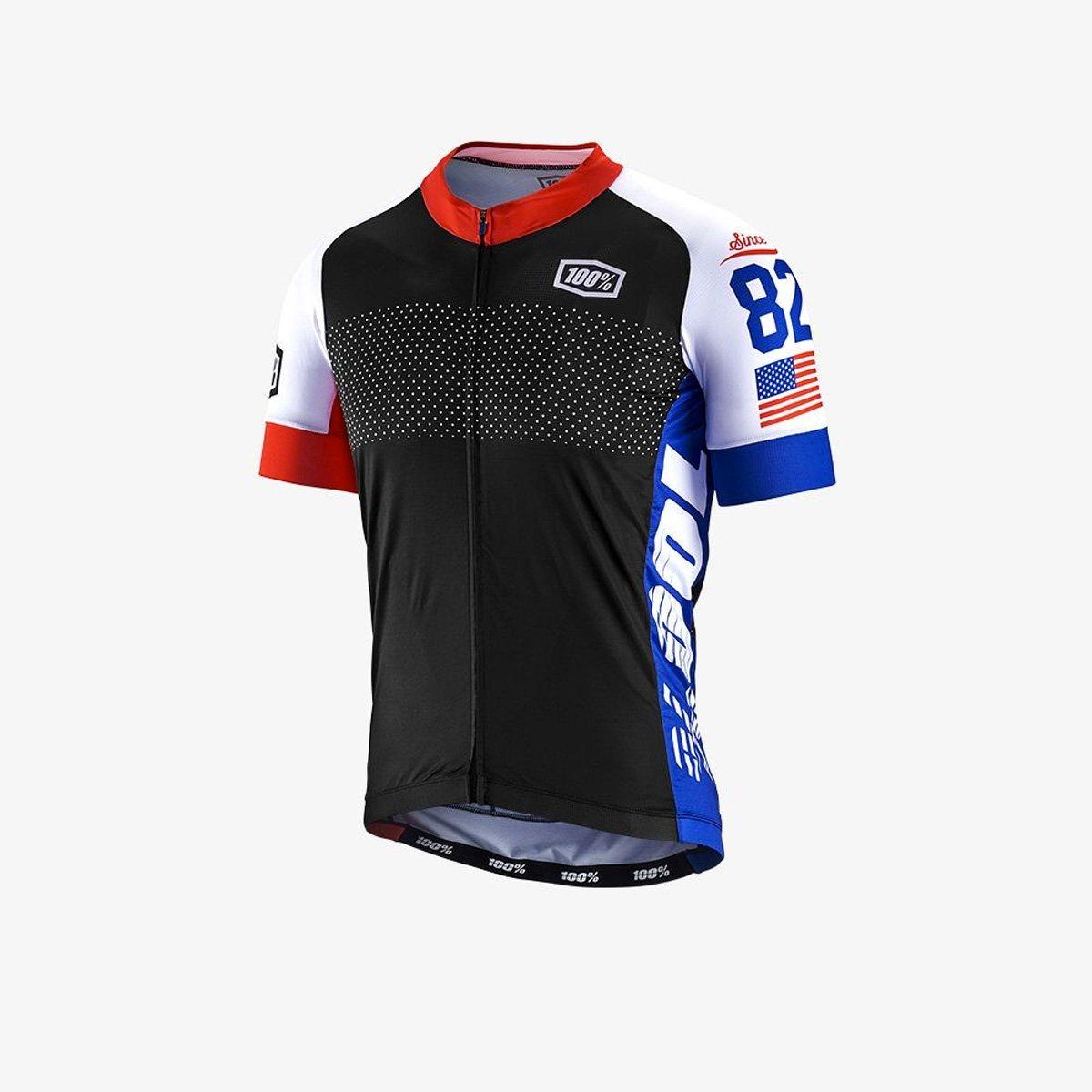 0f6e5ba10 100% Percent 2018 Men s Tour Zip Short Sleeve Cycling Jersey – Bike ...