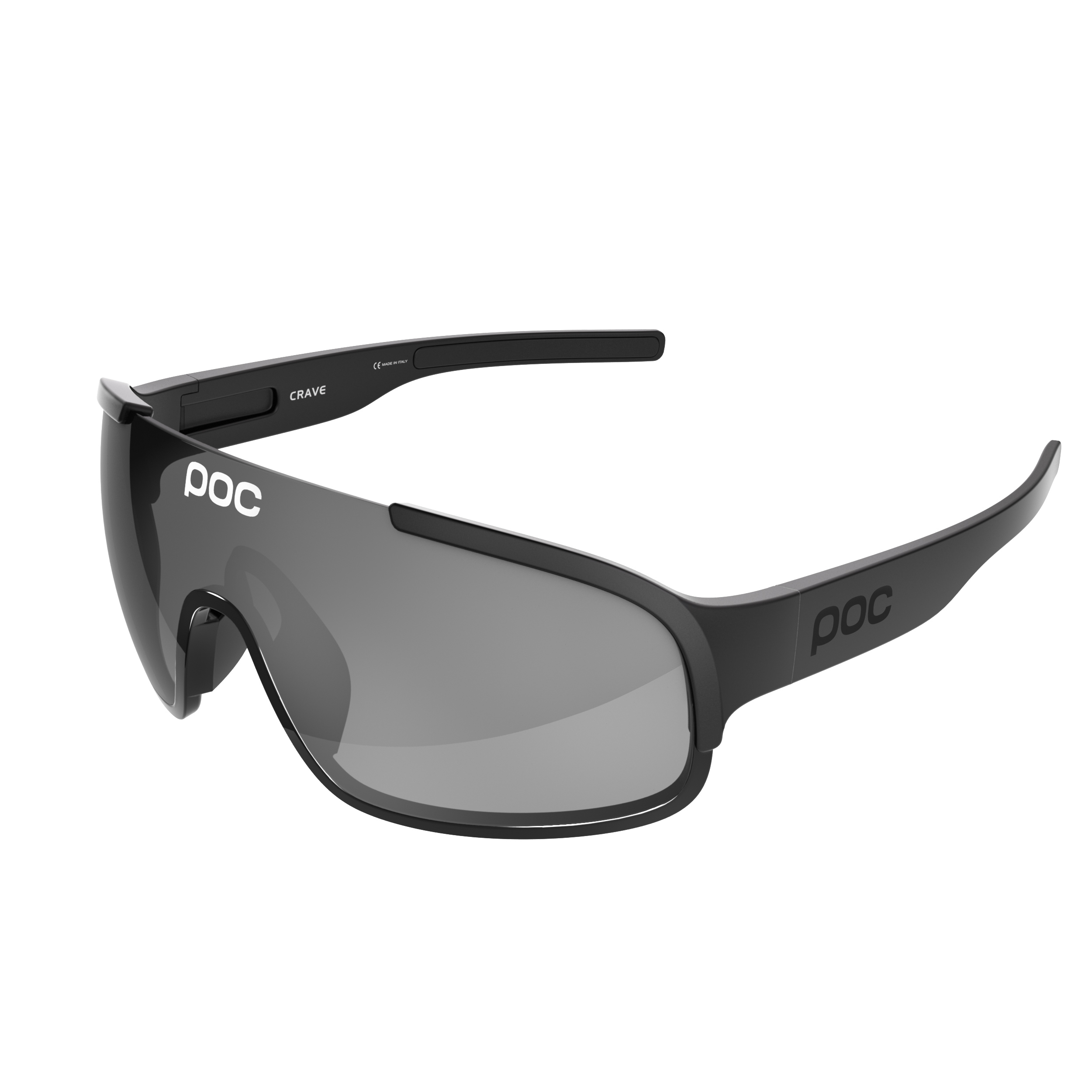 Radsport POC Hydrogen White-Grey 13.3 2018 Crave Cycling Glasses
